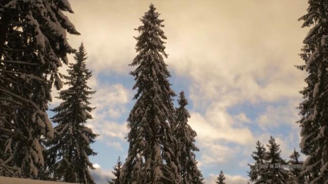 Зимна приказка в България -  Това е България