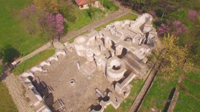 Кръгла църква, Велики Преслав -  Това е България