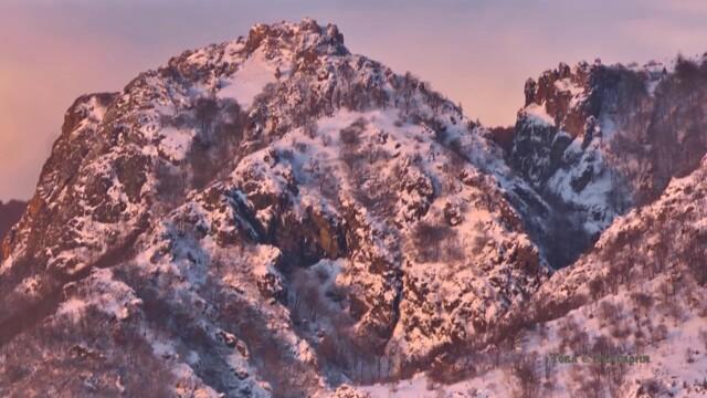 Зима, Централен Балкан -  Това е България