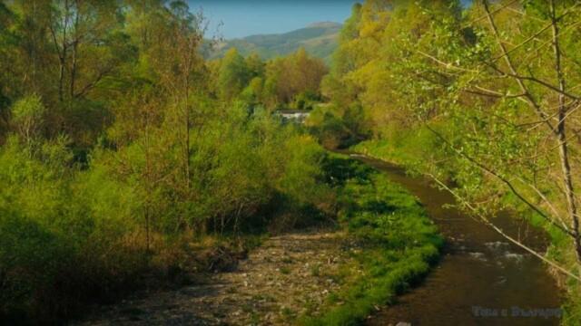 Река Тополница -  Това е България