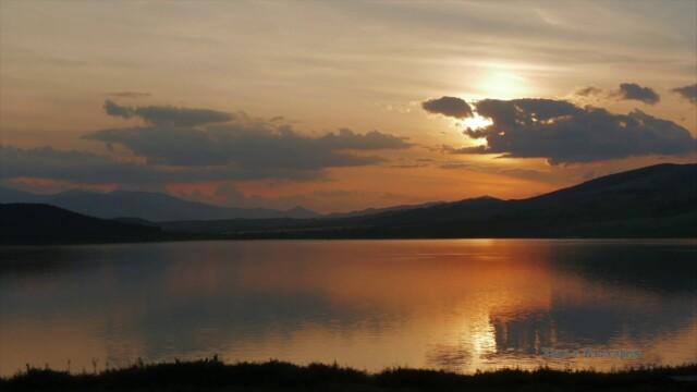 Язовир Огоста, Монтана -  Това е България