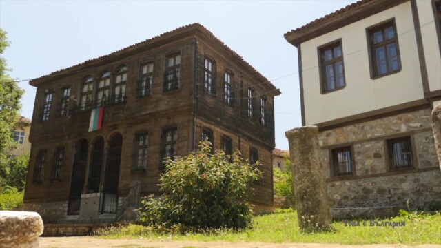 Старинните къщи на Малко Търново -  Това е България