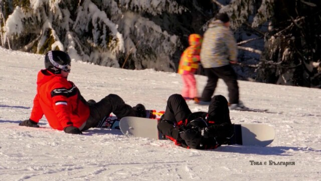 Зимни спортове, Пампорово -  Това е България