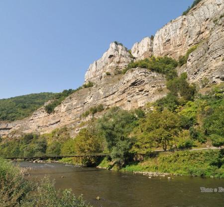 Искърското дефиле край Карлуково -  Това е България