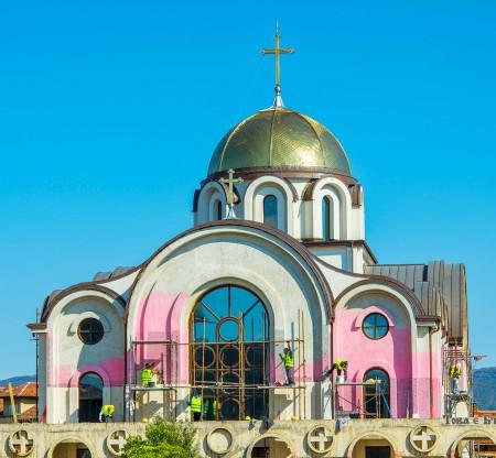 """Храм """"Свети Дух"""" – Монтана -  Това е България"""