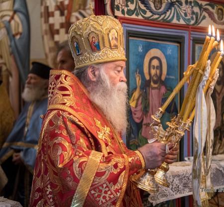 """Литургия в Правешки манастир """"Свети Теодор Тирон"""" -  Това е България"""