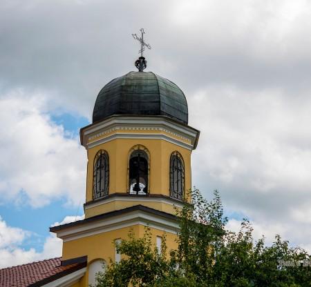 """Църква """"Свети Атанасий Велики"""" – Правец -  Това е България"""