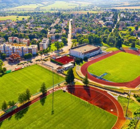 Спортен комплекс – Правец -  Това е България