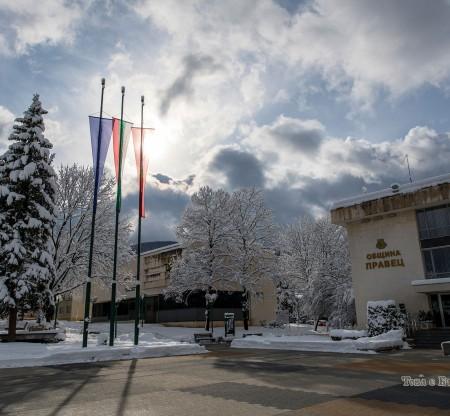Зимна приказка от Правец -  Това е България