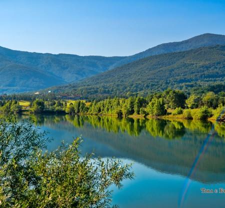 Езерото – град Правец -  Това е България