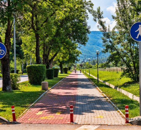 Велоалея – Правец -  Това е България
