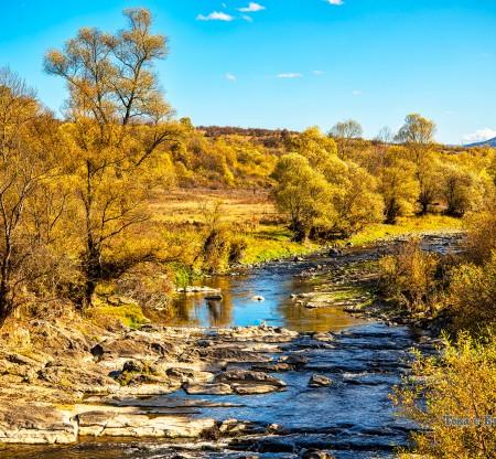 Река Малки Искър -  Това е България