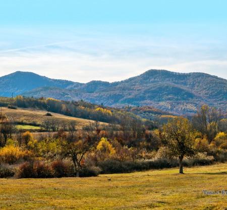 Старопланинска панорама край село Осиковица -  Това е България