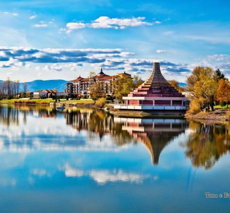 Езерото в Правец -  Това е България