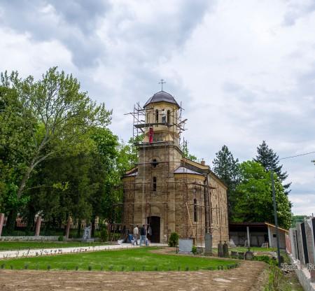 Реставрация на храм, община Руен -  Това е България