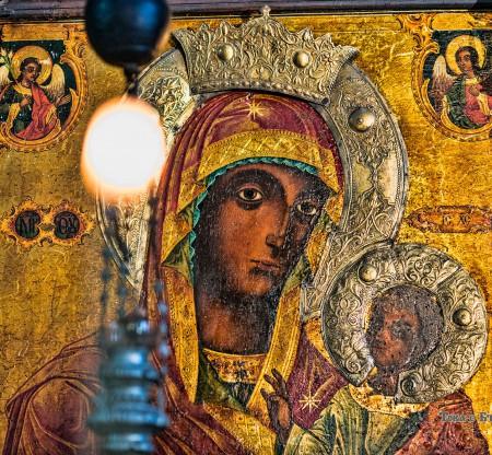 """Икона от севлиевската църква """"Свети Пророк Илия"""" -  Това е България"""