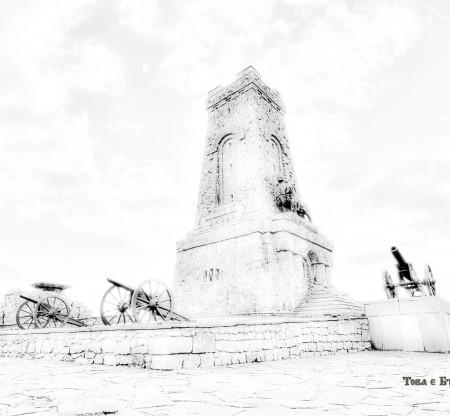 Паметникът Шипка -  Това е България