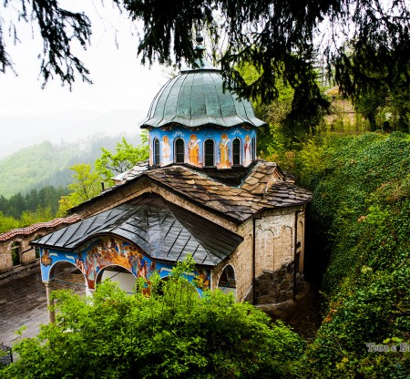 """Соколски манастир """"Успение Богородично"""" -  Това е България"""