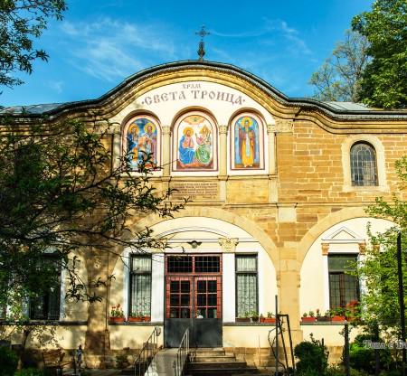 """Църква """"Света Троица"""" – Севлиево -  Това е България"""