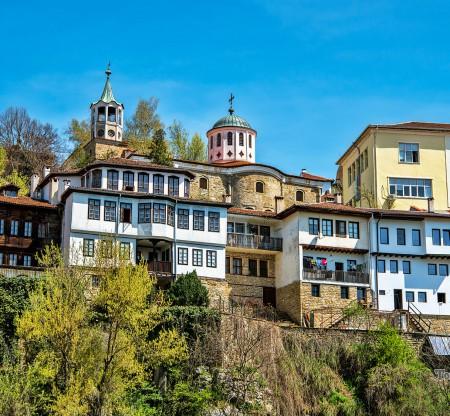 Велико Търново – улица Гурко -  Това е България
