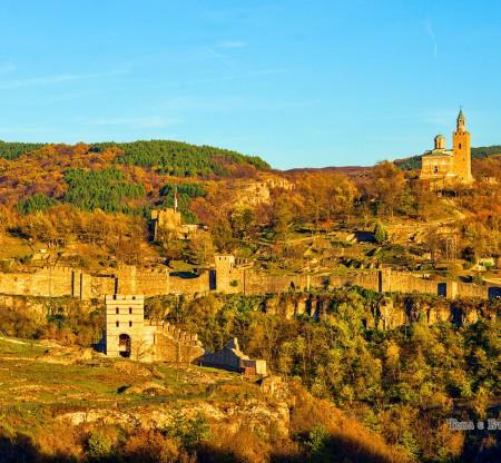 Велико Търново – Царевец и Трапезица -  Това е България
