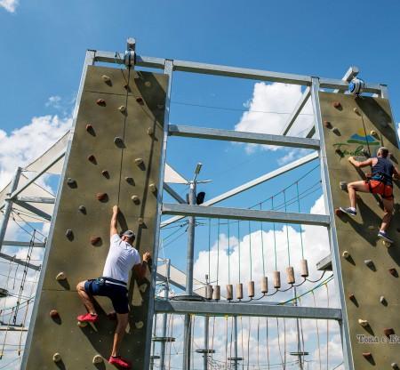Спортни атракции в Тополи -  Това е България