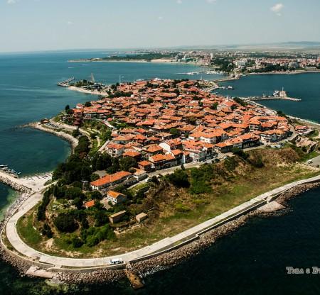 Несебър от въздуха -  Това е България