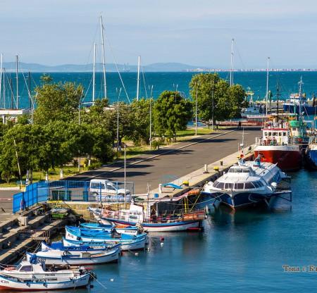 Пристанище Несебър -  Това е България