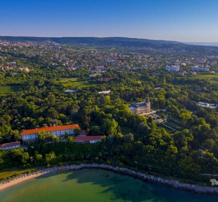 Варна от птичи поглед -  Това е България