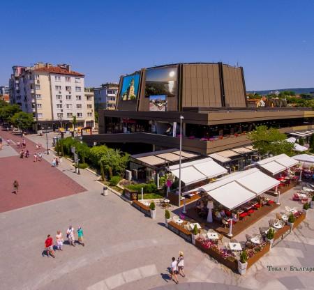 Фестивален и конгресен център – Варна -  Това е България
