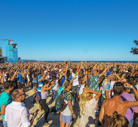 MTV парти – Централен плаж, Варна -  Това е България
