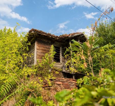 Стара странджанска къща -  Това е България