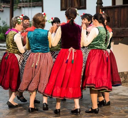 Традиционен добруджански танц – Алфатар -  Това е България