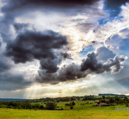 Буря из Дунавските земи -  Това е България
