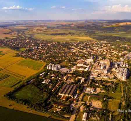 Панорама на Полски Тръмбеш -  Това е България
