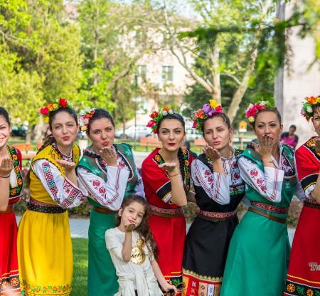 Фолклорни изпълнители – Полски Тръмбеш -  Това е България