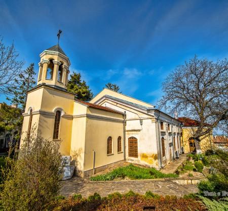Арменска църква – Шумен -  Това е България