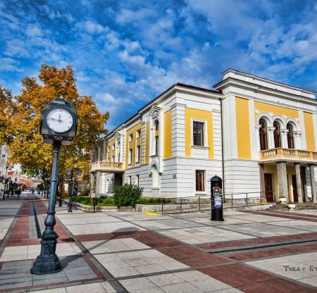"""Драматичен театър """"Владимир Трендафилов"""" – Видин -  Това е България"""