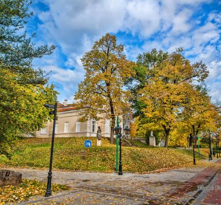 Центърът на град Видин -  Това е България