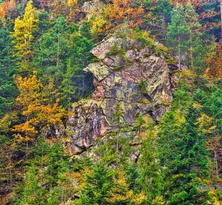 Родопска есен над село Ситово -  Това е България