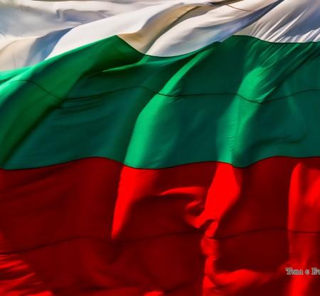 Български трибагреник край Банско -  Това е България
