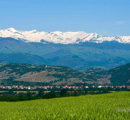 Село Огняново и Рила -  Това е България