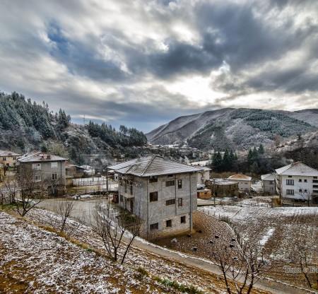 Панорама над Рудозем -  Това е България