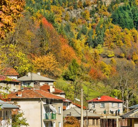 Родопска пъстра есен -  Това е България