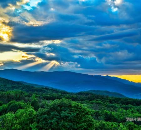 Залез над Атолука -  Това е България