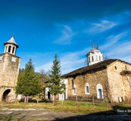 """Църква """"Свети Димитър"""" – село Батошево -  Това е България"""