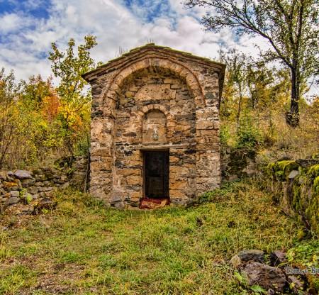 Средновековен храм из Осогово -  Това е България