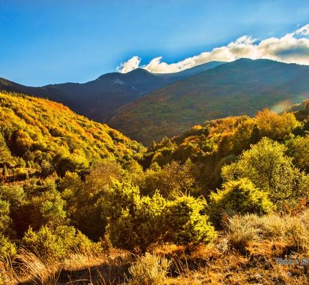 Панорама от Алиботуш -  Това е България