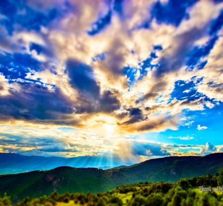 Залез над Пирин -  Това е България