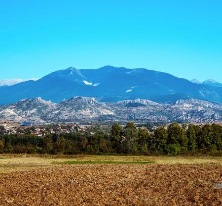 Панорама към Пирин -  Това е България